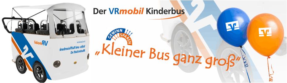 VRmobile Kinderbus